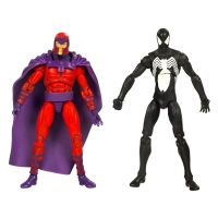 Spider-Man and Magneto