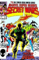 Secret Wars Issue #11