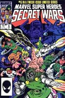 Secret Wars Issue #6