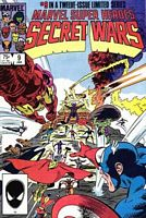 Secret Wars Issue #9