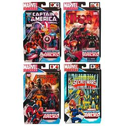 Marvel Universe Greatest Battles Comic Packs Wave Six Group