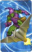 Green Goblin - Superhuman Registration Act Card Back