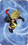 Ms. Marvel - Superhuman Registration Act Card Back