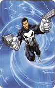 Punisher Version Two - Superhuman Registration Act Card Back
