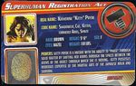 Superhuman Registration Act Card Front - Kitty Pryde