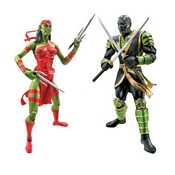 Elektra and Ronin Two-Pack Variant
