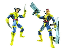 Wolverine and Forge