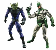 Skrull Warrior and Kree Soldier Two-Pack Group