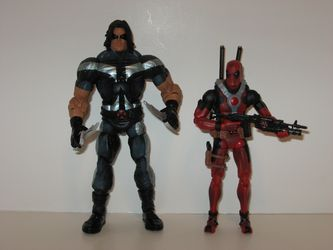 Deadpool and Warpath