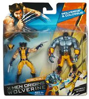 Wolverine and Colossus in package
