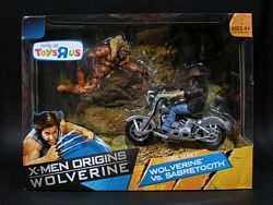 TRU Exclusive Wolverine and Sabretooth