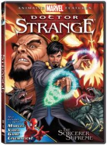 Doctor Strange Animated DVD
