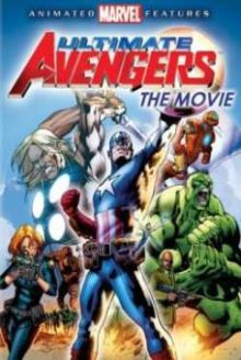 Ultimate Avengers Animated DVD