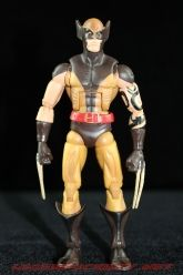 The Return of Marvel Legends Wave Two - Dark Wolverine Mask-On Variant