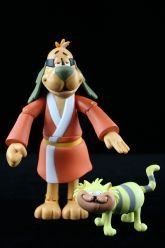 Jazwares Hanna Barbera - Hong Kong Phooey and Spot