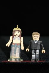 TRU Exclusive Universal Monsters Minimates - Princess Anck-Es-En-Amon & Frank Whemple