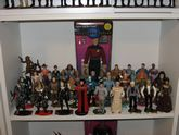 Various Playmates Star Trek