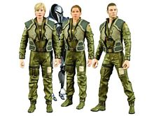 Battlestar Galactica Series Two Group