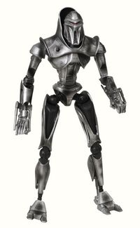 Civil War Cylon Centurion