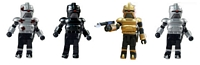 Battlestar Galactica: Minimates - Classic Cylons Group