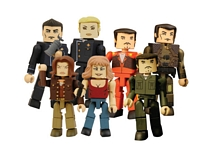 Battlestar Galactica: Minimates - Series Three Group