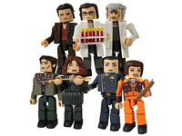 Battlestar Galactica: Minimates - Series Four Group