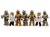 Battlestar Galactica: Minimates - Razor Assortment