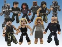 Battlestar Galactica: Minimates - TRU Series Two Group