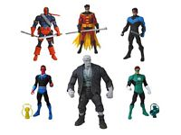 DC Universe Classics Series Three Group