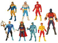 DC Universe Classics Wave Seven Group
