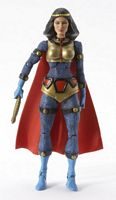 Big Barda - No Helmet Variant