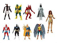DC Universe Classics Wave Eight Group