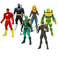 DC Universe Classics Wave Nine Group