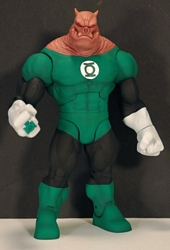 Kilowog - Collect and Connect