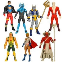 DC Universe Classics Wave 13 Group Two