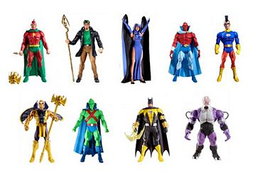 DC Universe Classics Wave 15 Group