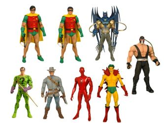 DC UNiverse Classics Wave Sixteen Group