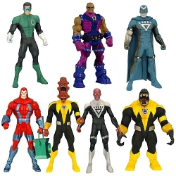Green Lantern Classics wave One Group