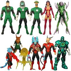 DC Universe Green Lantern Classics Wave Two Group