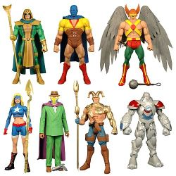 DC Universe Classics Wave 19 Group