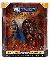 Azrael and Batgirl Two-Pack