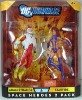 Adam Strange and Starfire Two-Pack