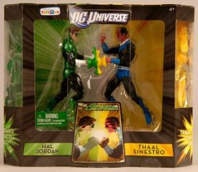 Hal Jordan and Thaal Sinestro Two Pack