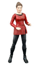 Trials and Tribble-ations Jadzia Dax