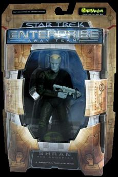 Shran the Andorian