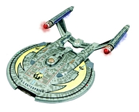 Enterprise NX-01 - Mirror Universe