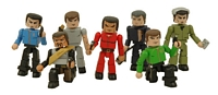Star Trek The Original Series Minimates Series Three Group
