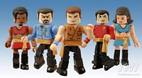 Star Trek The Original Series Minimates Mirror, Mirror Box Set