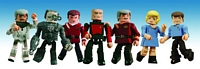 Star Trek Minimates Series Four Group