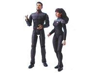 Nemesis Riker and Troi